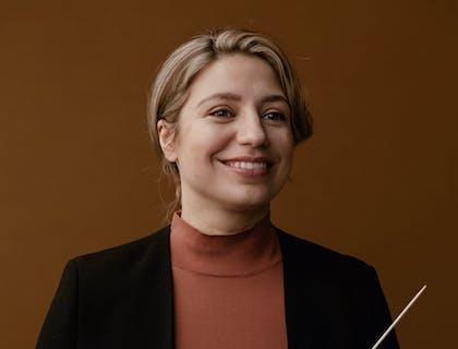 Dirigent Dalia Stasevska