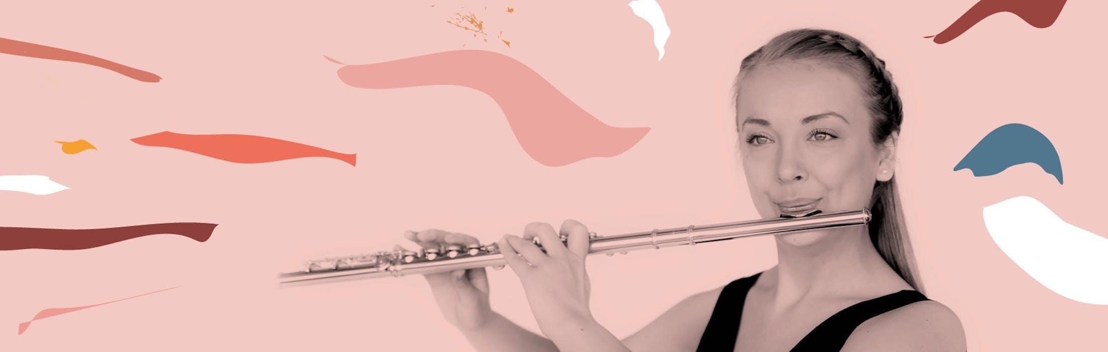 Kristin Hammerseth fløyte