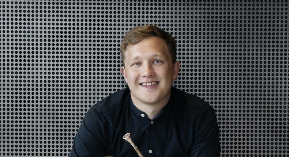Eirik Haaland, solohornist i TSO