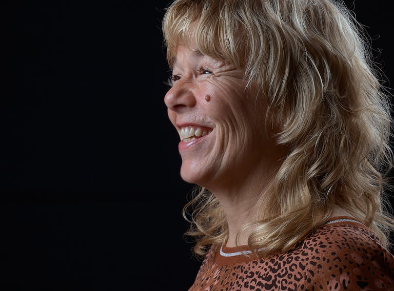 Kristin Svensen. (Foto, Stig Håvard Dirdal)