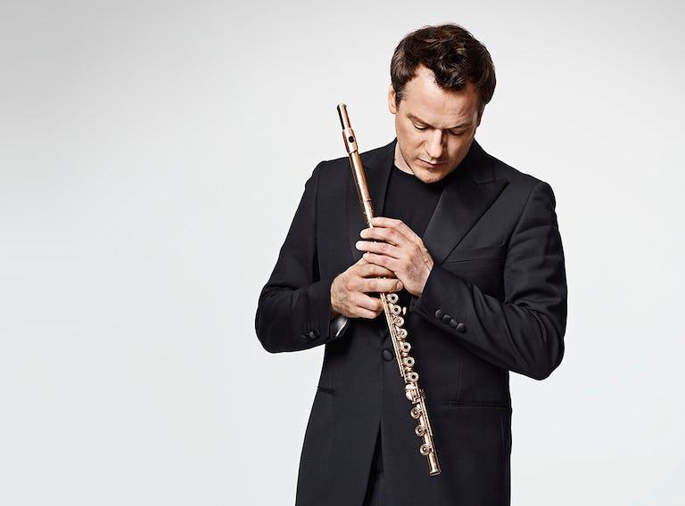 Emmanuel Pahud, fløyte (Artist in Residence)