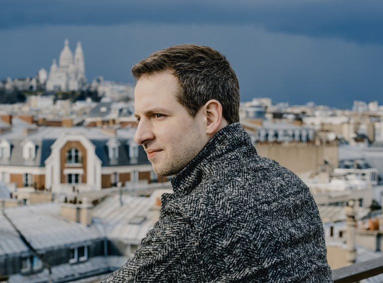 Bertrand Chamayou Photo: Marco Borggreve