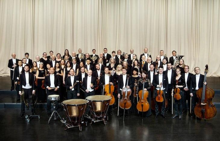 Gruppebilde Stavanger Symfoniorkester 2019